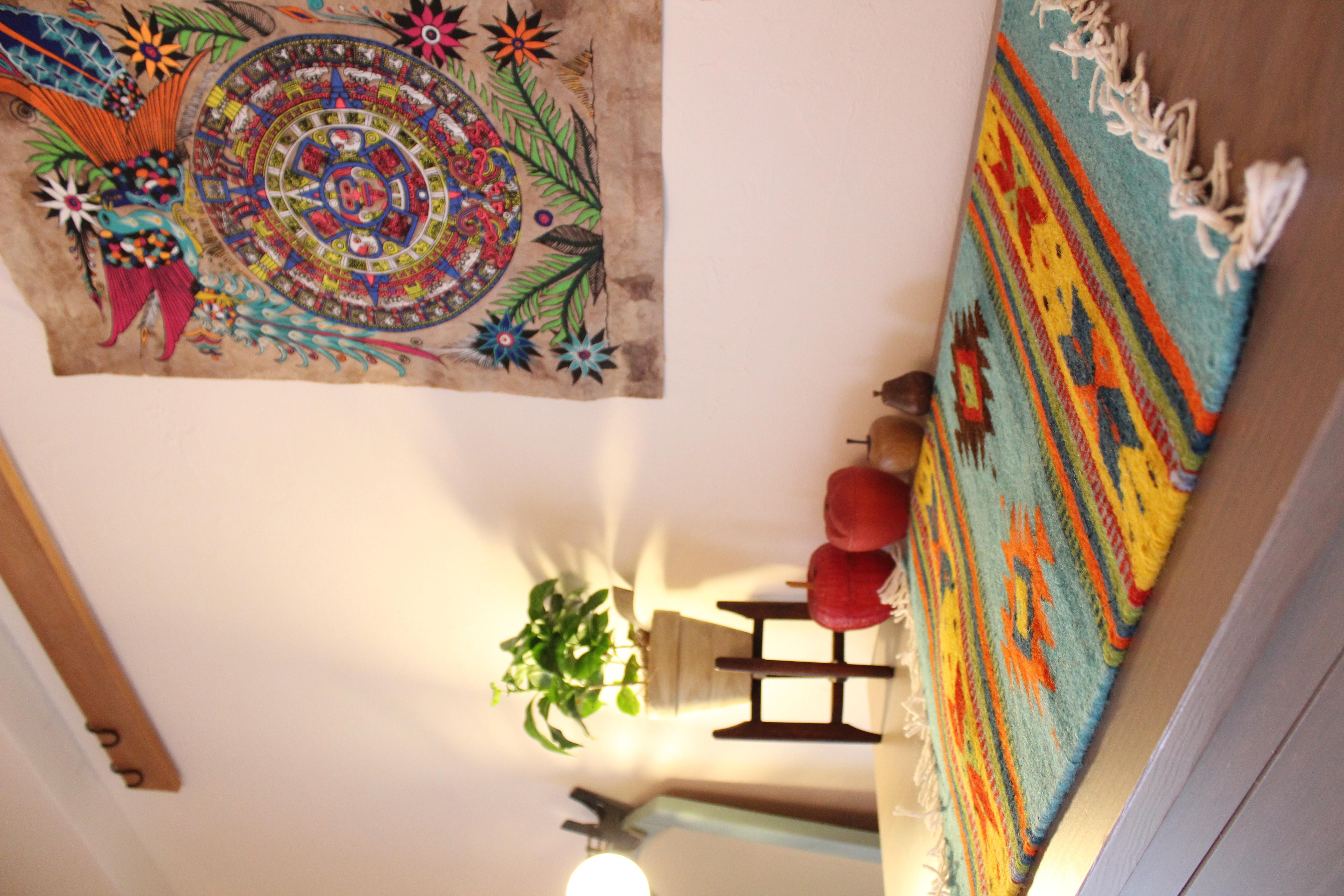 Zapotec rug S size