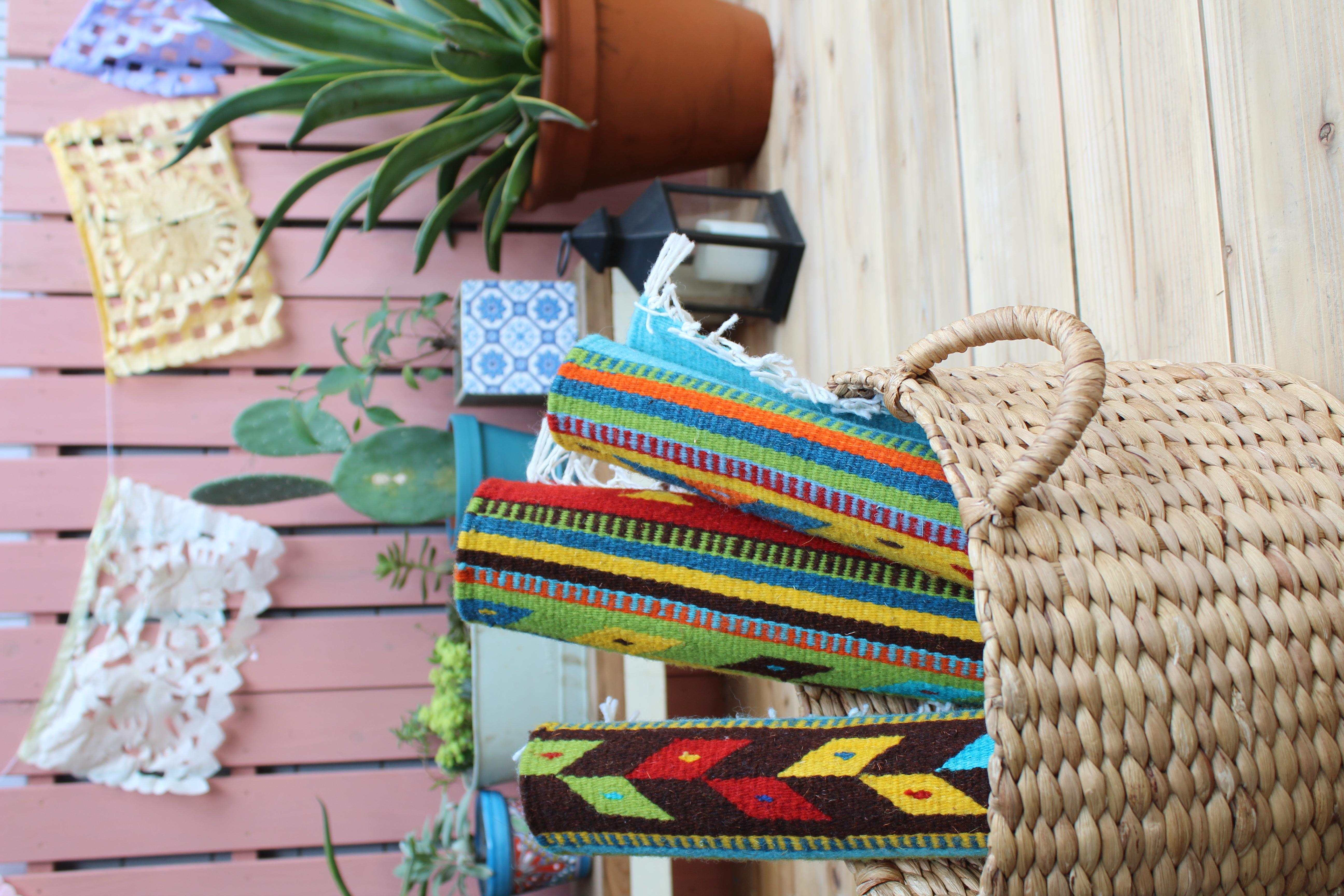 Zapotec rugs