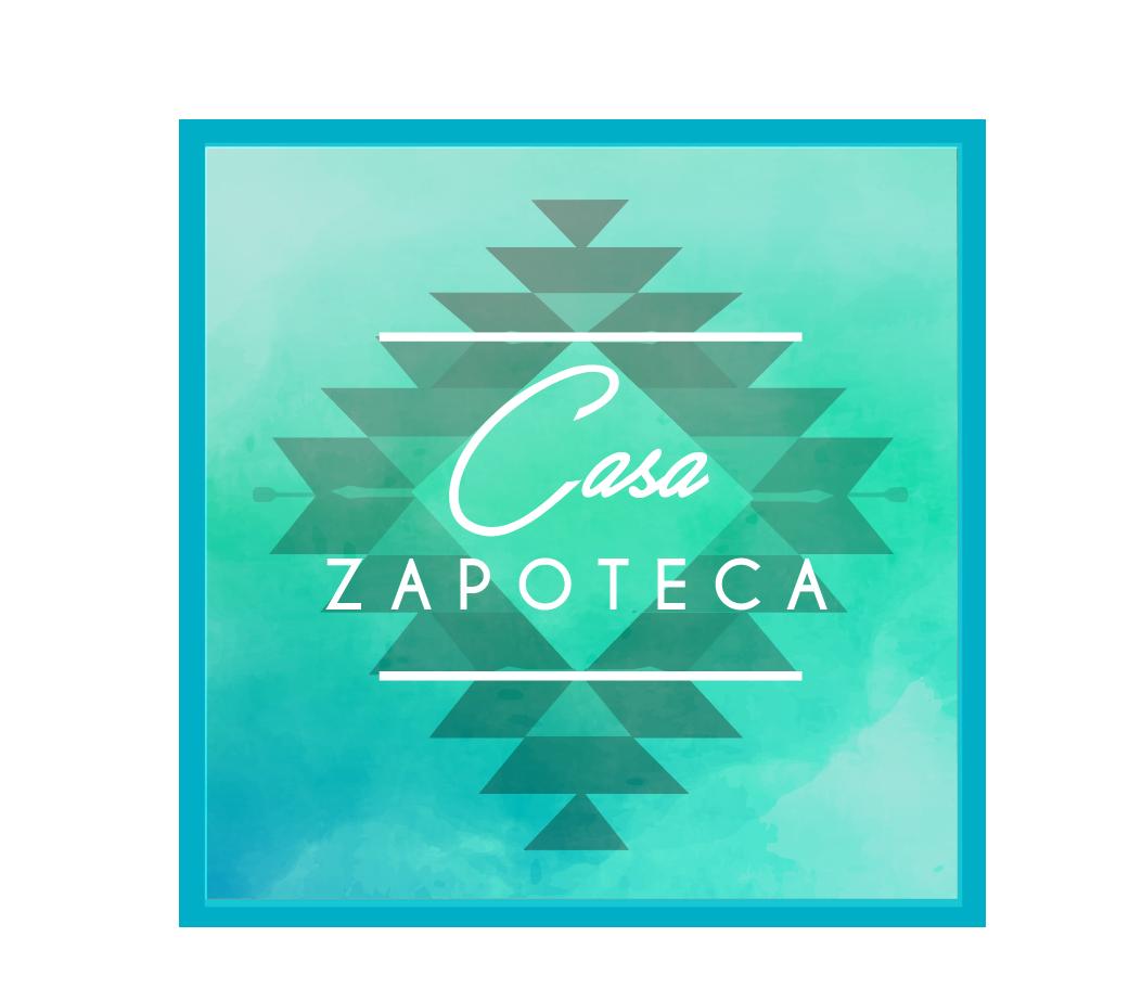 Casa Zapoteca Logo 2