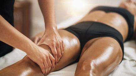 Modelage soins jambes lourdes CENTRE-REJ