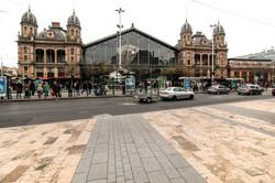 Westend railway station