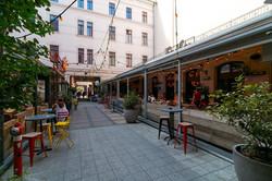 Gozsdu Courtyard