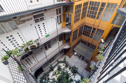 Yard and Elevator