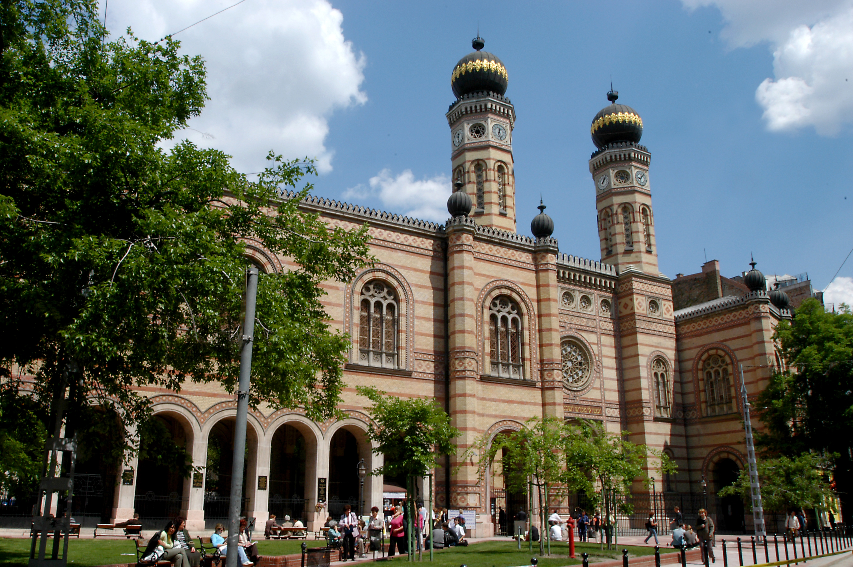 Dohany str Synagogue