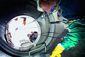 Confined Space Technician Standby