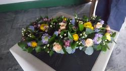 Centre table arrangement