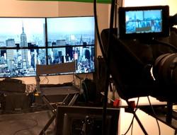 SM Studio Video Wall