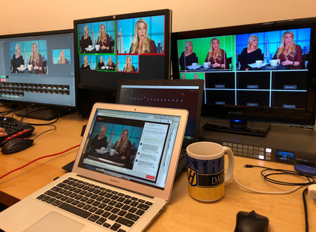 In Response To Coronavirus, There Has Never Been A Better Time For Webinars And Live Streams