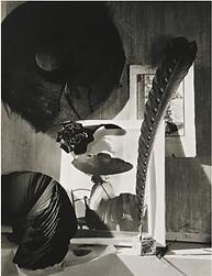 Horst P. Horst, Trompe l'Oeil Fashion, P