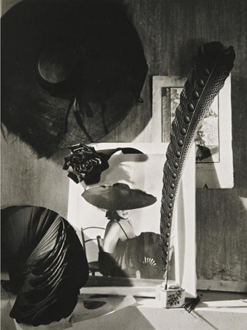 HORST P. HORST, Trompe L'œil, Molineux , Paris, 1938
