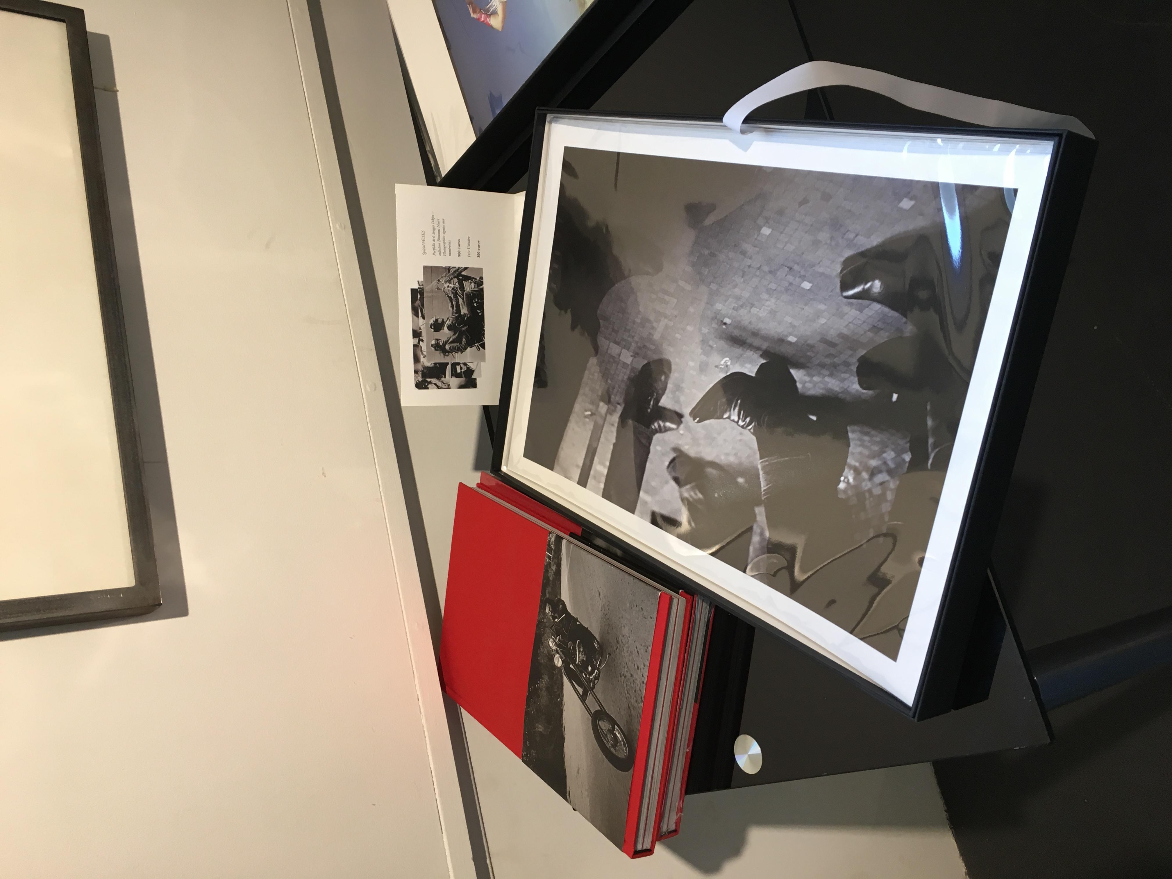 Portfolio, Yan Morvan, Blousons Noir
