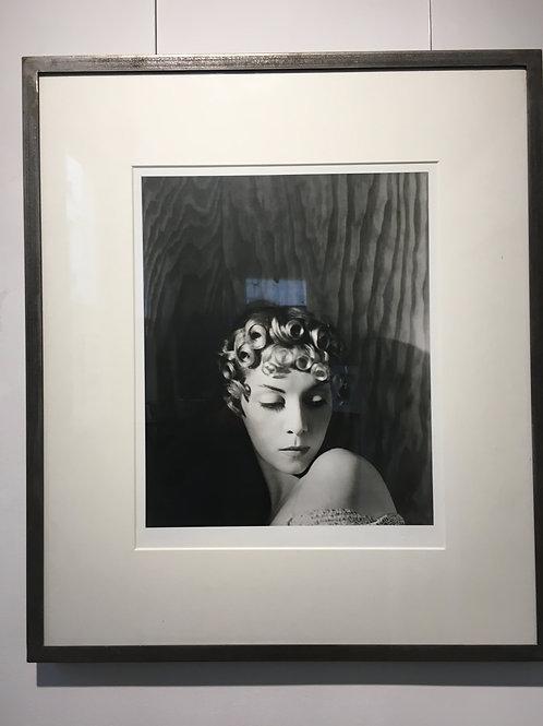 HORST P. HORST, Curly Hair, Helen Bennett,1935