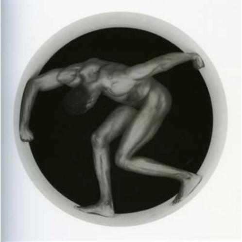 ROBERT MAPPLETHORPE,1987, Thomas in a circle