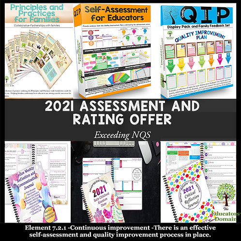 2021 Assessment and Rating Bundle