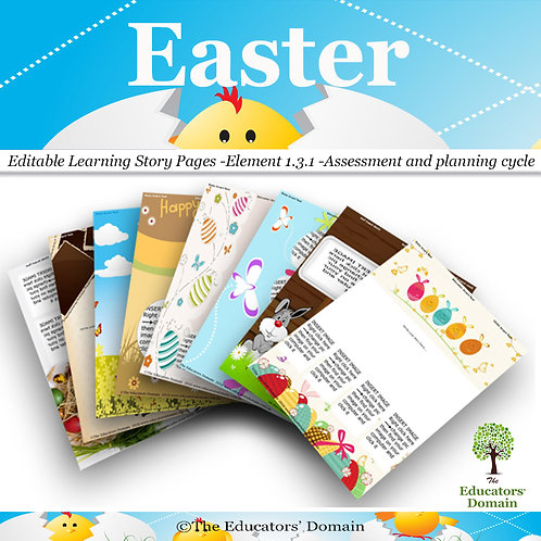 Easter Learning Story Pack