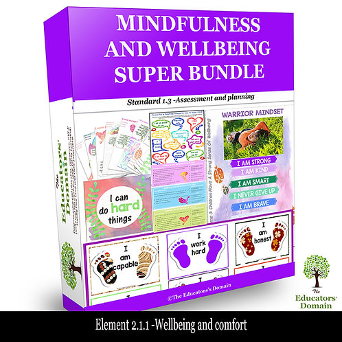 Mindfulness and Wellbeing Super Bundle