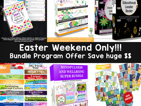 Easter Weekend Only! Special planning offer..