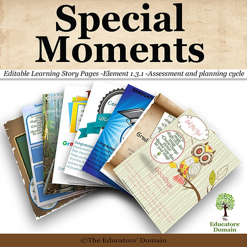 Special Moments Pack