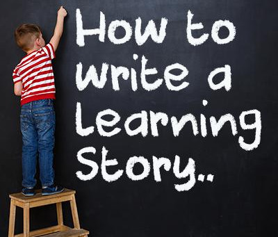How to write a Learning Story
