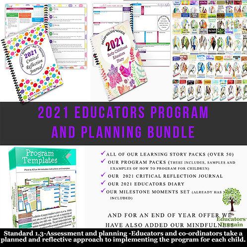 2021 Program and Planning Set