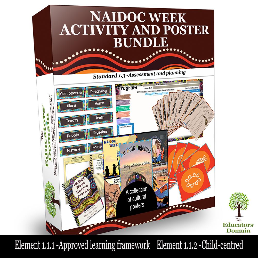 2021 NAIDOC Week Activity and Poster Pack Screenshot