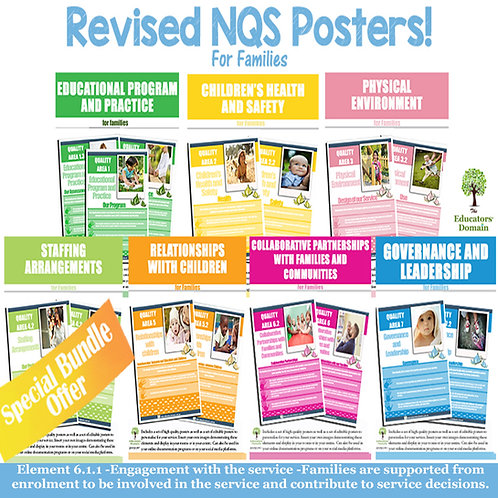 NQS Posters for Families