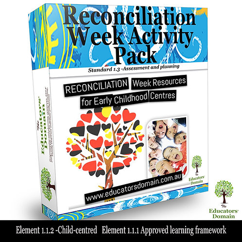 Reconciliation Week Activity and Learning Story Pack