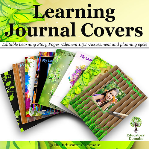 Learning Journal/Covers