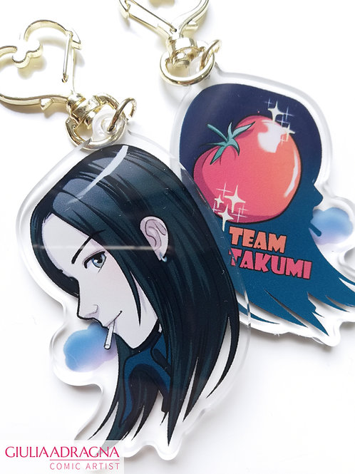 TEAM TAKUMI | NANA • acrylic keychain