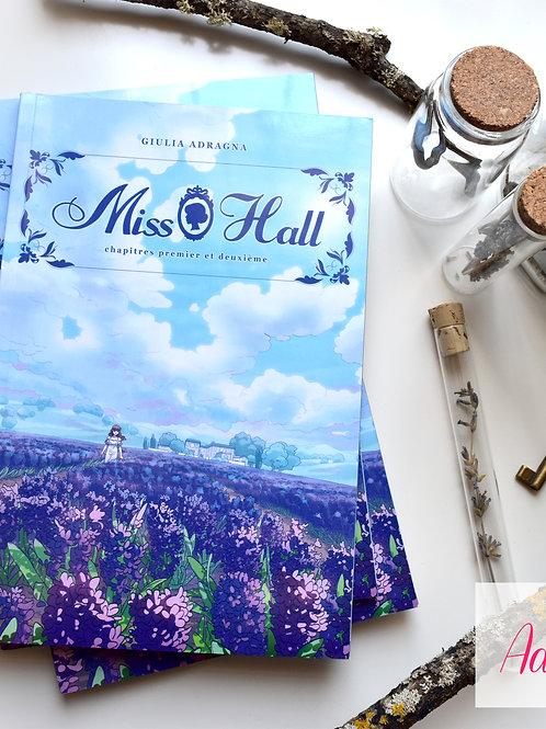 MISS HALL | THE REGENCY WEBCOMIC • français