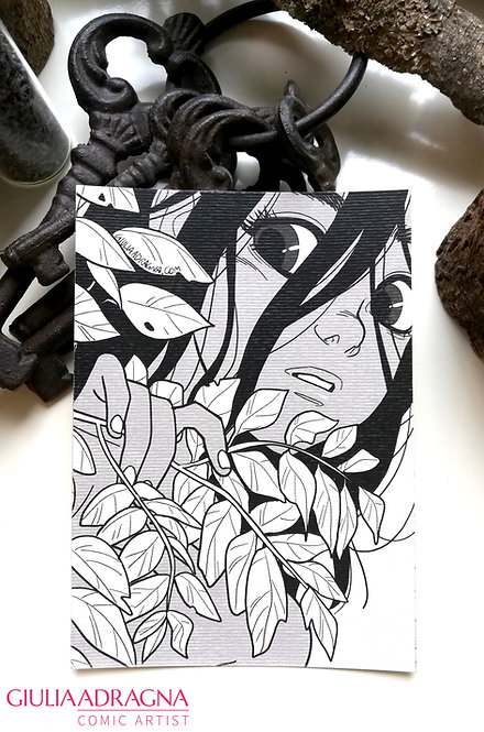 INK WITCH • prints