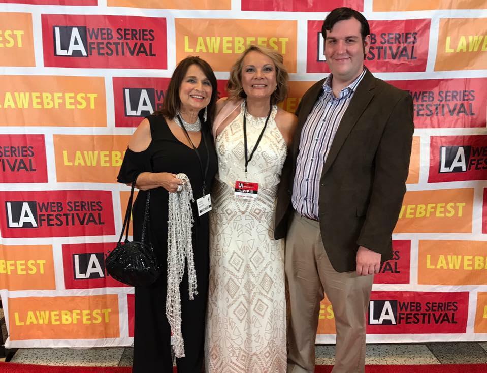 LA Web Fest Red Carpet