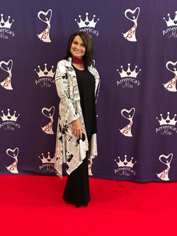 Red Carpet at America's Miss Pageant