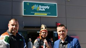 100% Indigenous-owned Supply Aus launches first shopfront  heralding growth