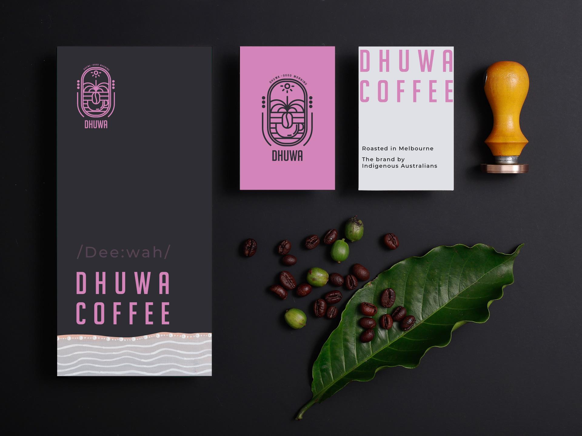 Dhuwa-Coffee-Brand-Identity