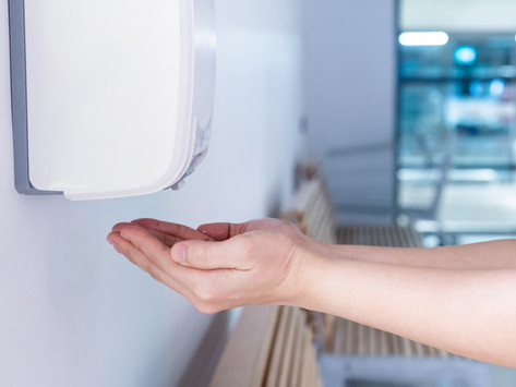 What do I need to consider when providing hygiene facilities?
