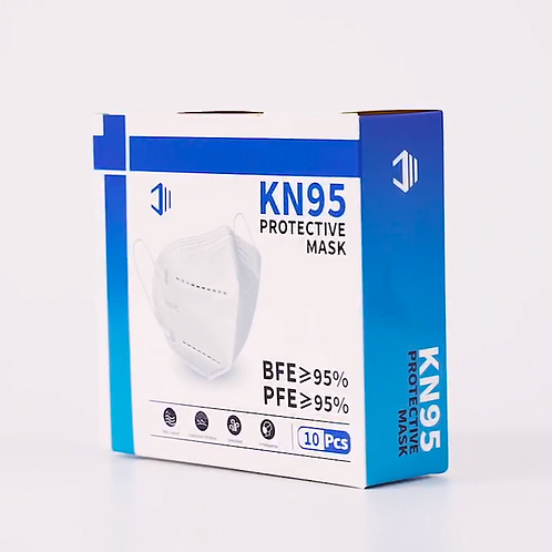 KN95 Disposable Face Mask 5PCS
