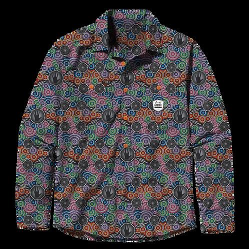 TradeMutt Work Shirt - All over print
