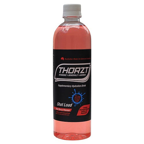 Thorzt Hydration Drink Wild Berry 600ml