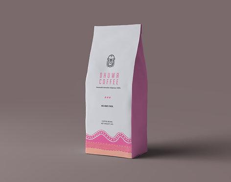 DHUWA COFFEE BEANS 1KG