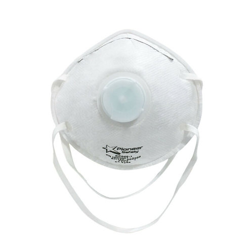 FFP2 PIONEER MASK WITH VENTILATOR 20PCS