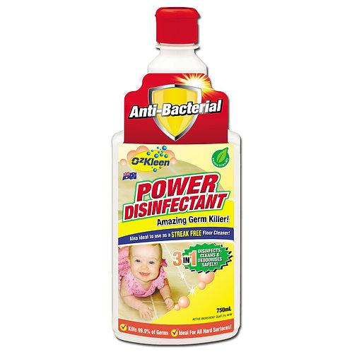 Power Disinfectant 750ml