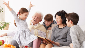 Encouraging Your Family to Share Stories