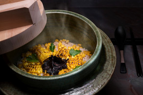 Fruit Corn Truffle Rice