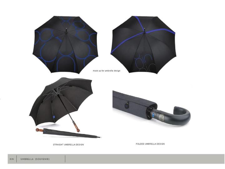 Hotel Guest Umbrella