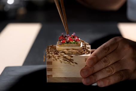 Signature Foie Gras Monaka