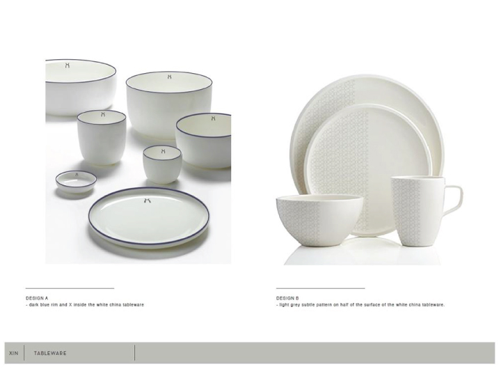 Hotel Xin Custom Tableware