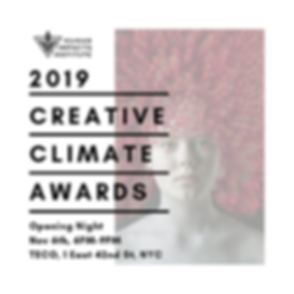 Creative Climate Awards 2019 NYC