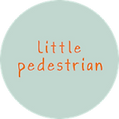 little pedestrian_ Logo_ duck egg option