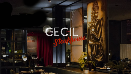 THE CECIL HARLEM : FEBRUARY 25